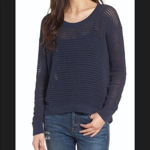 Madewell Knitted Knit Pullover Sweater